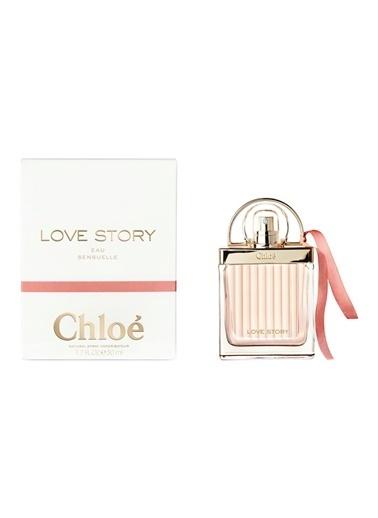 Chloe Love Story Sensuelle Edp 50 Ml Kadın Parfüm Renksiz